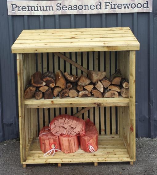 seasoned firewood drogheda