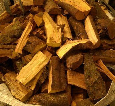 plum firewood