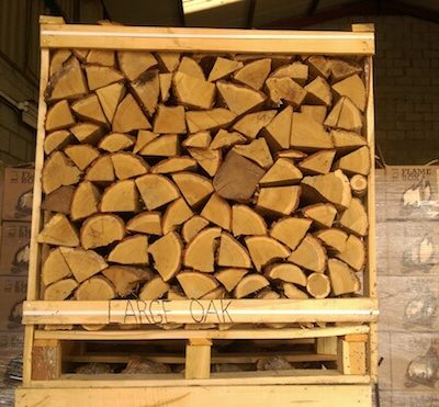 Kiln Dried White Oak Firewood