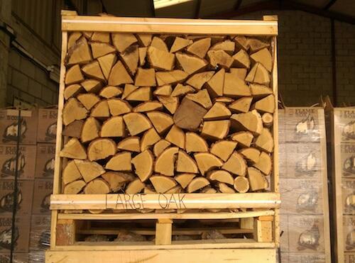 Kiln Dried White Oak Firewood