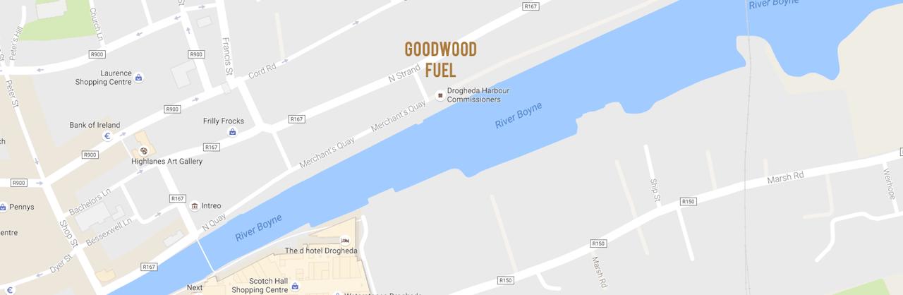 kiln dried wood at goodwood fuel drogheda