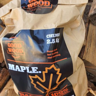 maple chunks from goodwood