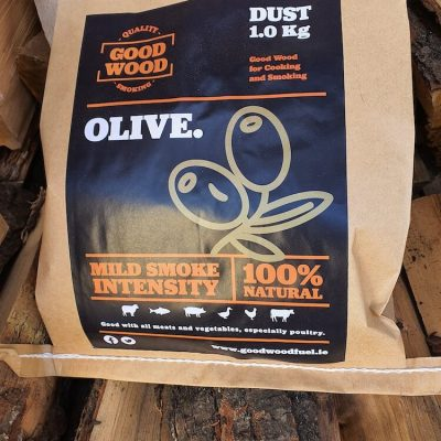 olive dust from goodwood fuels