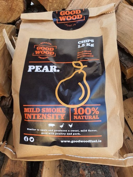pear chips from goodwood