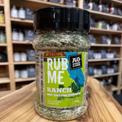 Angus and Oink Ranch Seasoning