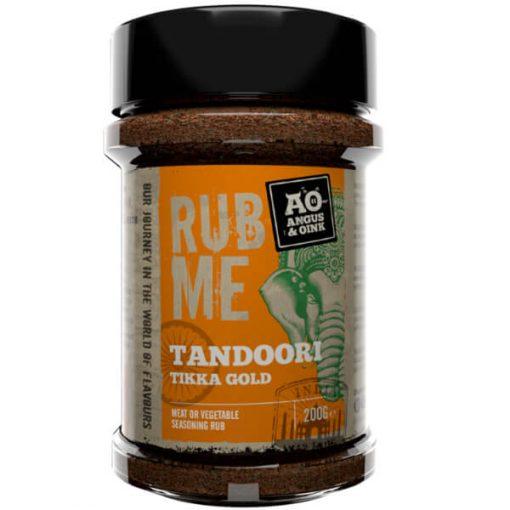 Tikka Gold Tandoori BBQ Rub
