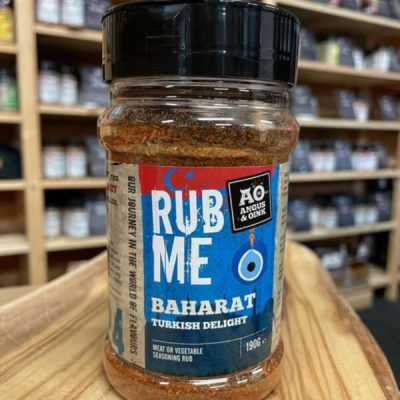 angus and Oink Baharat rub