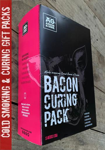 bacon curing pk angus and oink