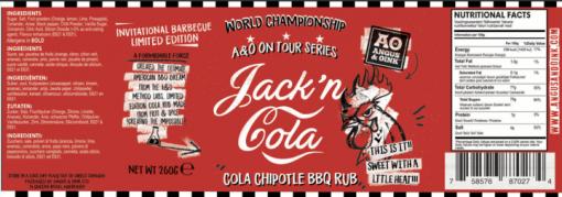 jack and cola bbq rub