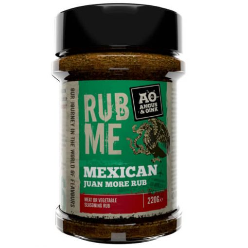 mexican rub angus and oink