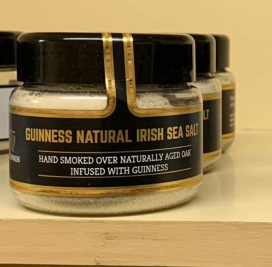 oriel guinness natural sea salt