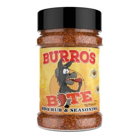 Burro's Bite BBQ Rub