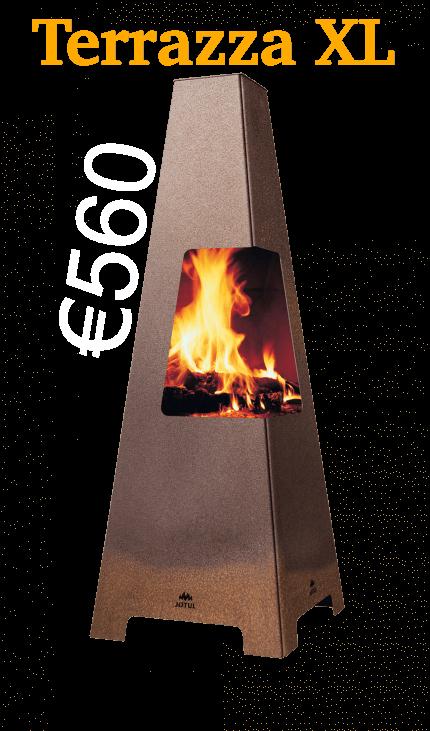 Terrazza-XL goodwood fuel